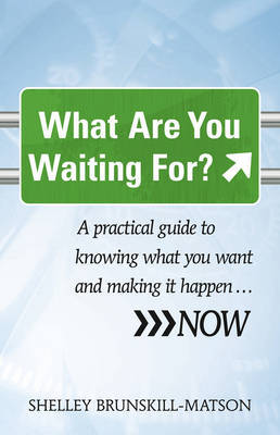 What are You Waiting for?: A Practical Guide to Knowing What You Want and Making it Happen ... Now
