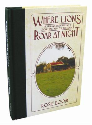 Where Lions Roar At Night (The Barn Chronicles #1)