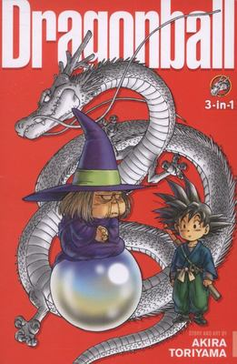 Dragon Ball (3-in-1) Vol. 3 (7, 8, 9)