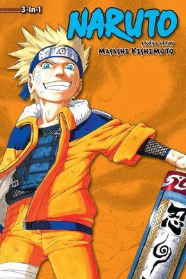Naruto (3-In-1) Vol. 04 (10, 11, 12)