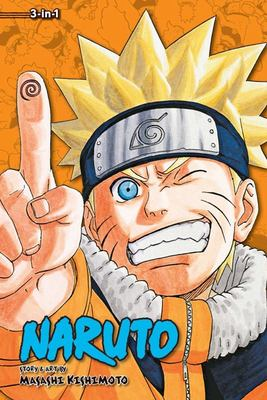 Naruto (3-In-1) Vol. 9 (25, 26, 27)