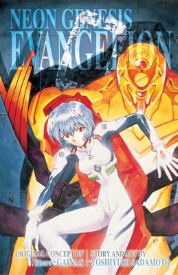 Neon Genesis Evangelion (3-in-1) Vol. 2 (4, 5, 6)