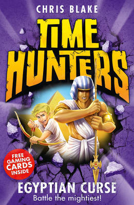 Egyptian Curse (Time Hunters #6)