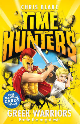 Greek Warriors (Time Hunters #4)