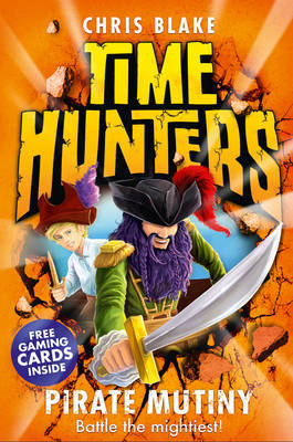 Pirate Mutiny (Time Hunters #5)