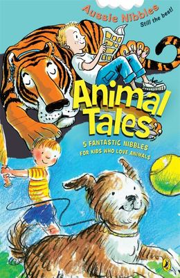 Animal Tales Nibbles Collection