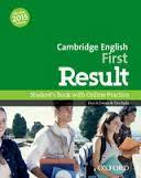 Cambridge English First Result: Student's Book & Online Practice Pack **SAMPLE COPY**