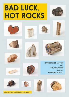 Bad Luck, Hot Rocks - Toward a Geologic Conscience