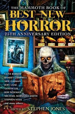 Mammoth Book of Best New Horror 25: Volume 25