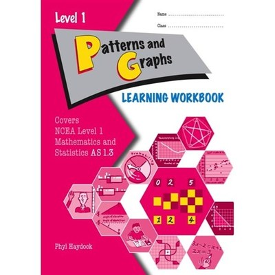 ESA Mathematics  NCEA Level 1 Patterns & Graphics AS 1.3 Learning Workbook