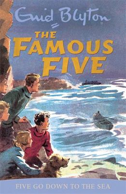 Five Go Down to the Sea (Famous Five #12)