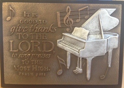 Praise Small Moments Rectangle Sculpture Plaque