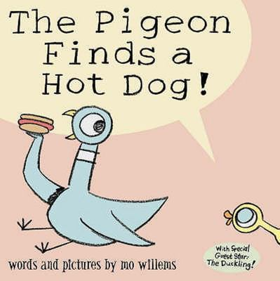 The Pigeon Finds a Hotdog!