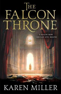 Falcon Throne (Tarnished Crown #1)