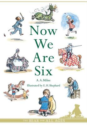 Now We are Six (HB)