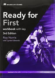 Ready for First (FCE)  Workbook  with eBook 3rd Edition