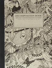 Rainforest Large Ruled Decomposition Notebook