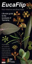 Homepage eucaflip life size guide to the eucalypts of tasmania1