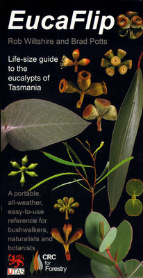 Euca Flip - Life-Size Guide to the Eucalypts of Tasmania