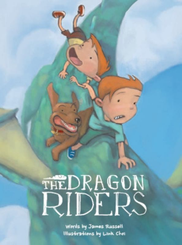 The Dragon Riders (Dragon Brothers #3 PB)