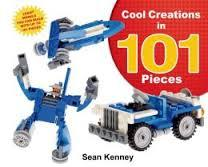 Cool Creations in 101 Pieces (Lego)