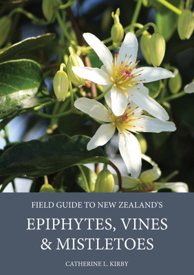Field Guide to New Zealand's Epiphytes, Vines & Mistletoes