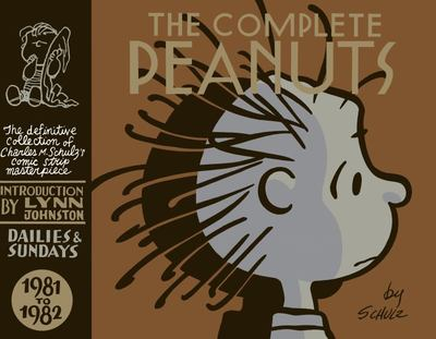 The Complete Peanuts 1981-1982: Volume 16