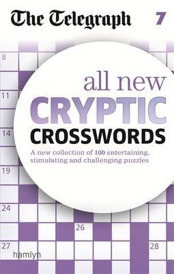 The Telegraph: All New Cryptic Crosswords 7
