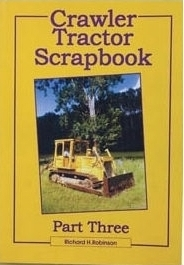 Crawler Tractor Scrapbook Part 3