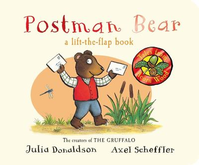 Postman Bear (Tales From Acorn Wood)
