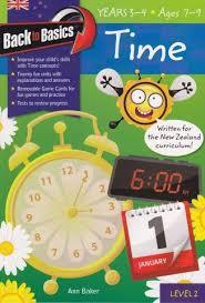 Time Years 3-4