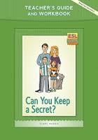 Can you Keep a Secret? Elementary reader photocopiable Teacher Resources