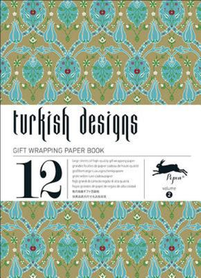 PP-WBK-WB002 Turkish Designs - Gift & Creative Paper Book Vol. 02