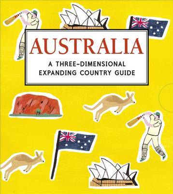 Australia 3D Pocket Country Guide