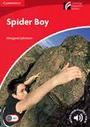 Spider Boy Level 1 Beginner/Elementary (Cambridge Experience)