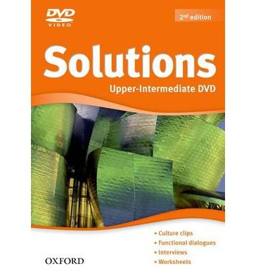 Solutions Upper Intermediate: DVD-Rom