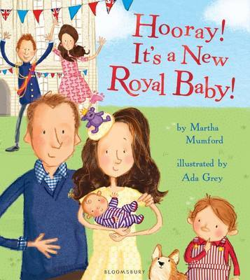 Hooray! A New Royal Baby!