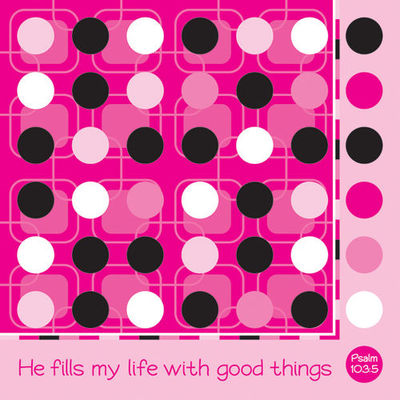 Good Things (Dots) - Everyday Napkins