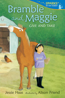 Give and Take (Bramble and Maggie #2)