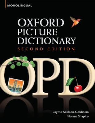 Oxford Picture Dictionary (Monolingual)