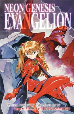 Neon Genesis Evangelion: 3-in-1 Edition, Vol. 03