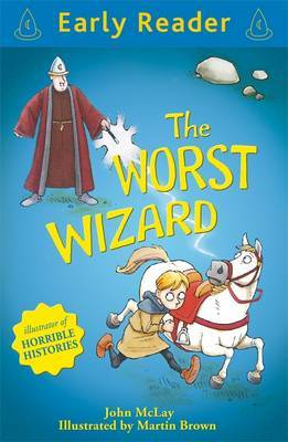 The Worst Wizard (Early Reader)