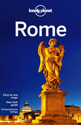 Rome Lonely Planet (8th ed.)