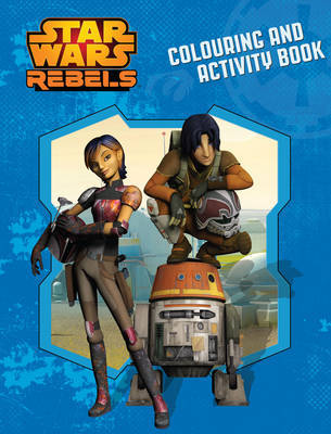 Star Wars Rebels Colour and Activity Book