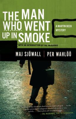 The Man who Went Up in SmokeA Martin Beck Mystery #2