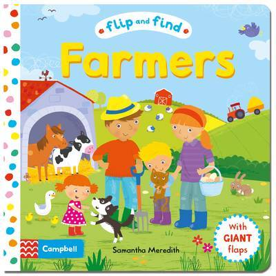 Farmers (Flip and Find)