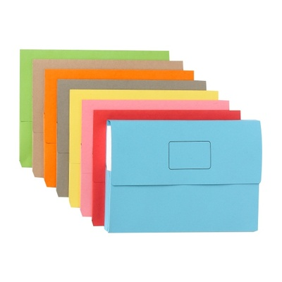 Document Wallet FC Red Simplick (4004003) ST302