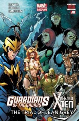 Guardians of the Galaxy/All-New X-MenThe Trial of Jean Grey