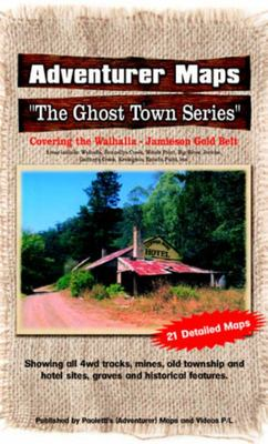 Adventurer Maps: The Ghost Town Series