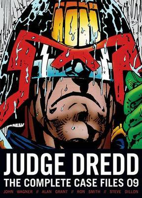Judge Dredd (Complete Case Files #09)